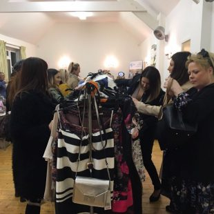 Hold your own Swishing event with your friends. Our last event raised £325!