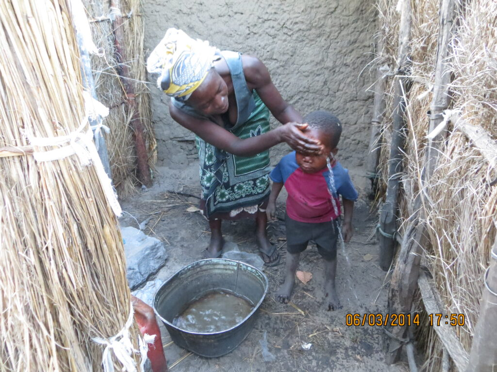 trachoma, eye infections, safe water, poverty, africa